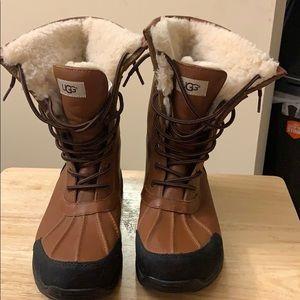 UGG Butte Waterproof Boots